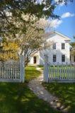 Исторический дом Sanford Стоковое Изображение