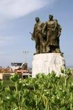 исторический памятник Стоковые Изображения RF