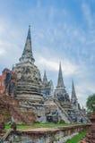 Исторический парк, Phra Nakhon Si Ayutthaya Стоковое Изображение RF