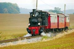 исторический поезд Стоковое Изображение