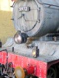 исторический поезд пара Стоковое Изображение