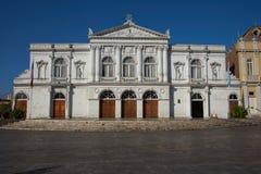 Исторический театр в Iquique стоковая фотография rf