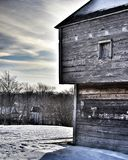 Исторический форт Эдвард Стоковое Изображение RF