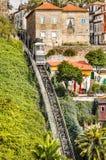 Исторический центр города Порту, Португалии стоковые изображения