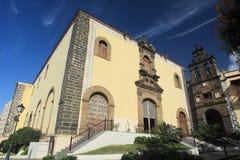 Исторический центр Ла Orotava стоковое изображение rf