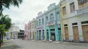 Исторический центр PB Бразилии Joao Pessoa