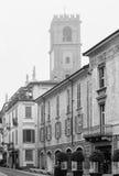 Исторический центр Vigevano стоковые изображения rf