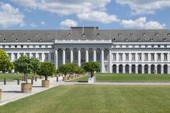 Исторический электоральный дворец на солнечный летний день стоковая фотография rf
