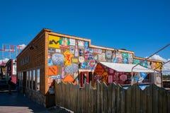Исторический южный Park City стоковая фотография rf