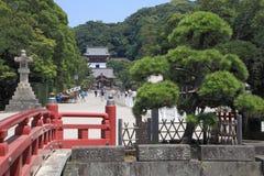 Исторический японский сад виска Стоковое Фото