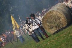 исторический reenactment Стоковые Фото