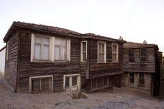 исторический turkish дома Стоковая Фотография
