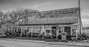 Историческое город-привидение Benton в сьерра-неваде - BENTON, США - 29-ОЕ МАРТА 2019 стоковая фотография