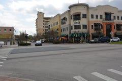 Историческое городское Kissimmee Стоковые Изображения RF