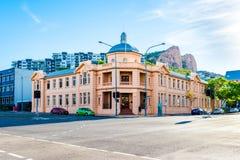 Историческое здание в Австралии стоковые изображения rf