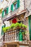 Историческое здание в разделении, Хорватия Стоковые Изображения