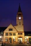 Историческое здание в Шайенне Стоковые Изображения