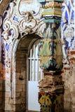 Историческое здание и оно элементы ` s, Zelenograd, Россия Религиозная архитектура России стоковая фотография