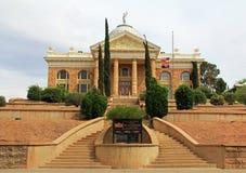 Историческое здание суда в Nogales, Аризоне, США стоковая фотография