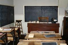 историческое здание школы Стоковое фото RF
