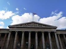 Историческое здание в Лондоне Стоковое Изображение