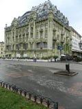 Историческое здание в Одессе после восстановления Стоковые Изображения RF