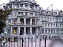 Историческое здание в DC Вашингтона Стоковое Фото