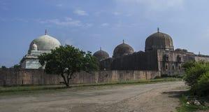Историческое здание Индия Стоковые Изображения RF