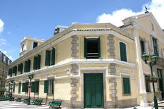 Историческое здание Стоковое Изображение RF