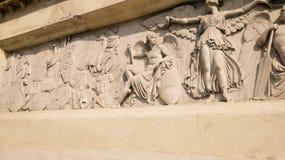 Историческое здание Стоковая Фотография RF