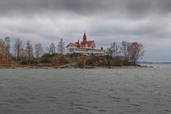 Историческое здание Стоковые Изображения RF