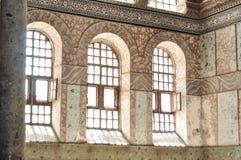Историческое здание Hagia Sophia Стоковое Изображение