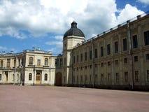 Историческое здание Hatchina стоковое фото rf