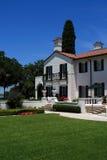 Историческое имущество на острове Jekyll Стоковые Фотографии RF