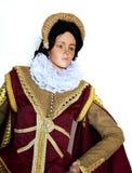 Историческое испанское обмундирование Стоковое Изображение