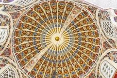 Историческое исламское украшение, мотив Стоковая Фотография RF