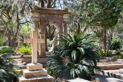 Историческое кладбище Бонавентуры Стоковое Фото