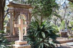 Историческое кладбище Бонавентуры Стоковые Фотографии RF