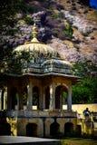 Историческое место на Джайпуре стоковые фотографии rf