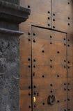 Историческое место scanno Италии порта стоковые фото