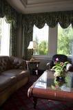 Историческое лобби гостиницы Стоковые Фотографии RF