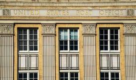 Историческое почтовое отделение Соединенных Штатов стоковые изображения