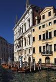 Историческое Palazzos в Венеции, Италии стоковое фото rf