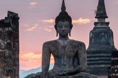 историческое sukhothai парка Стоковое Фото