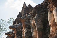 историческое sukhothai парка стоковые фото