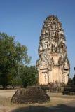 историческое sukhothai Таиланд парка Стоковые Фотографии RF