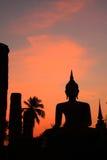 историческое sukhothai Таиланд парка стоковая фотография rf