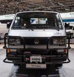 Историческое syncro T3 TriStar VW Стоковые Изображения
