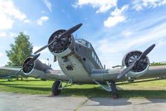 История авиации Стоковая Фотография