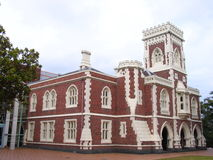 история здания auckland стоковое фото rf